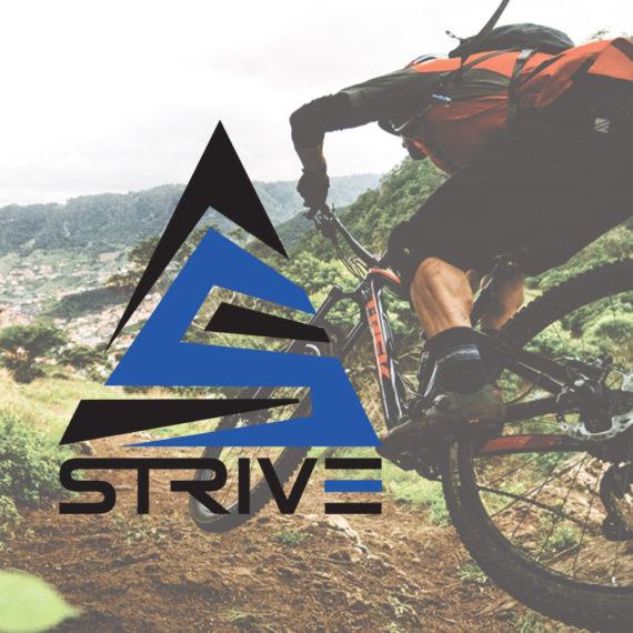 Strive Multisport, gift card design